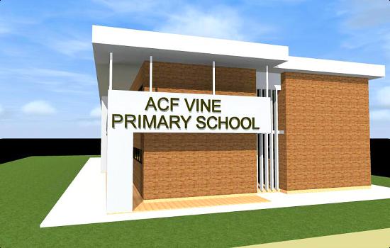 3D School model
